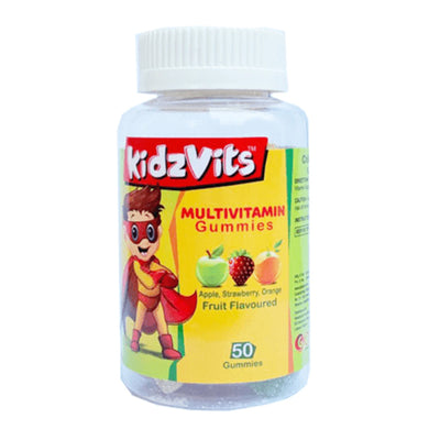 Kidzvits Jelly Gummies CCL Pharmacuetical Multivitamin