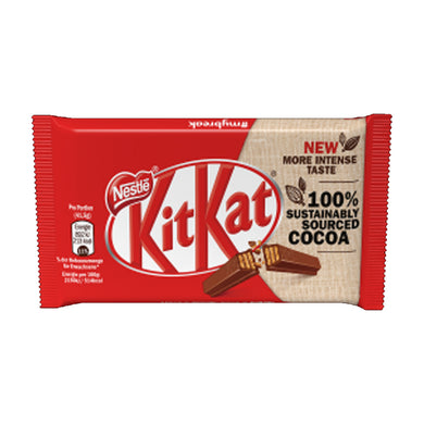 Kitkat 4 finger Milk & Cocoa Chocolate
