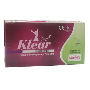 Klear Pregnancy Strip 24 Strips