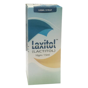 Laxitol 120ml syp Syrup Laxatives Lactitol