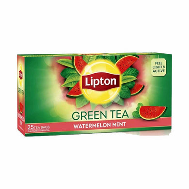 Lipton Green Tea Watermelon Mint  25 tea bags