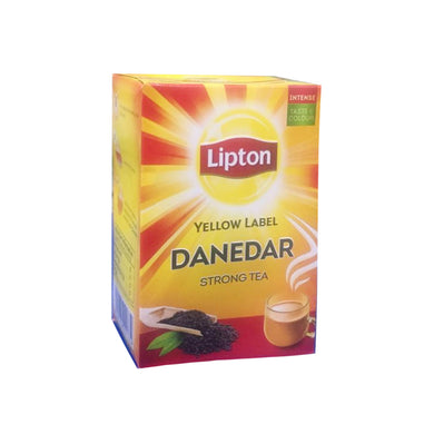 Lipton Yellow Label DANEDAR Strong Tea 95gm
