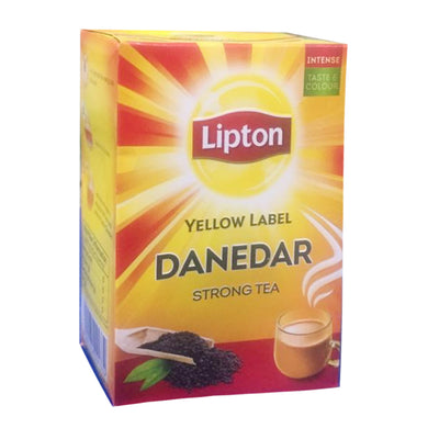 Lipton Yellow Label Danedar Strong Tea 190gm