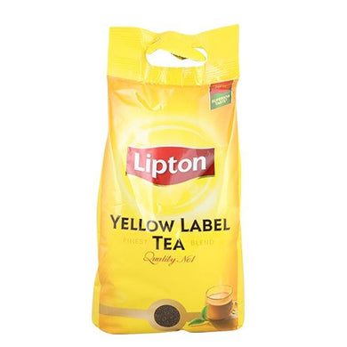 Lipton Yellow Label Tea Regular Pouch 950gm
