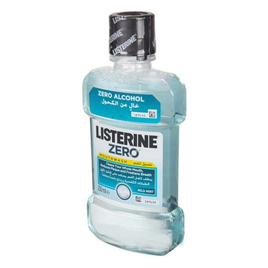 Listerine Zero Mouth Wash 250ml