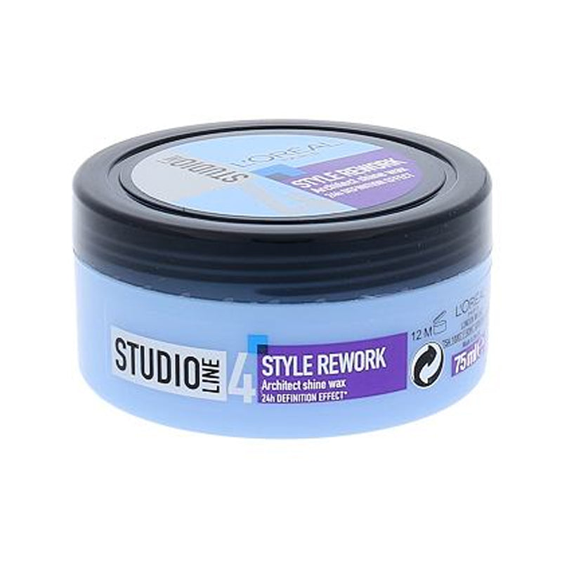 Loreal Studio Architect Styling Wax 75ml by Loreal Paris