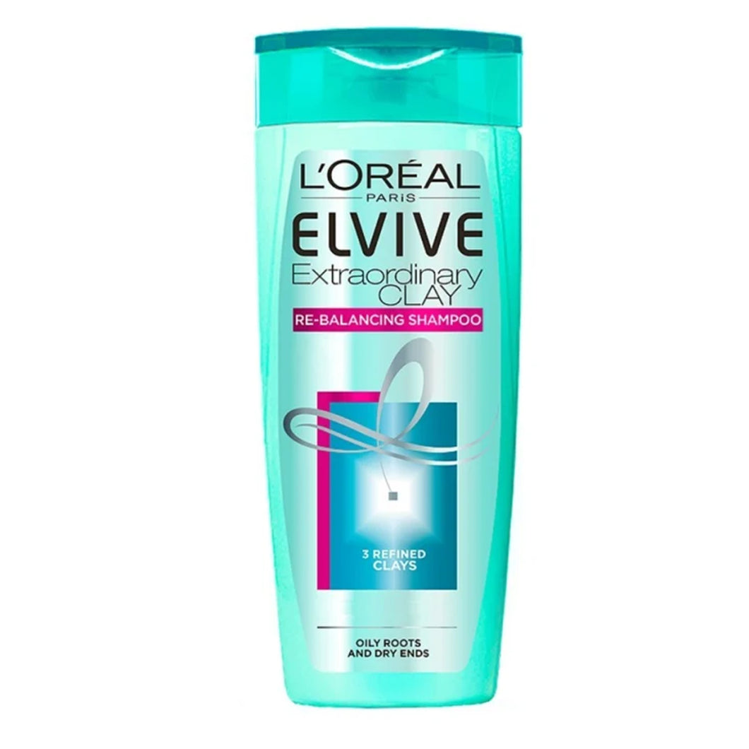 Loreal Elvive Re-Balancing Shampoo 400ml