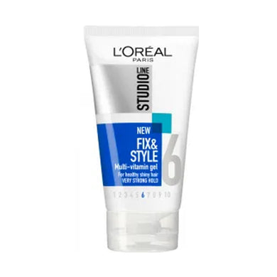 Loreal Line Studio Fix & Style Gel 150ml