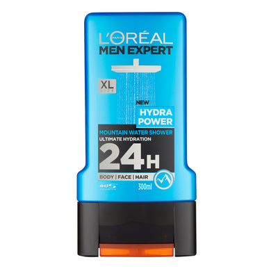 Loreal Men Expert  Hydra Power Shower Gel 300ml