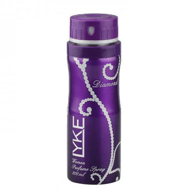 Lyke Diamond Body Spray For Women 200ml