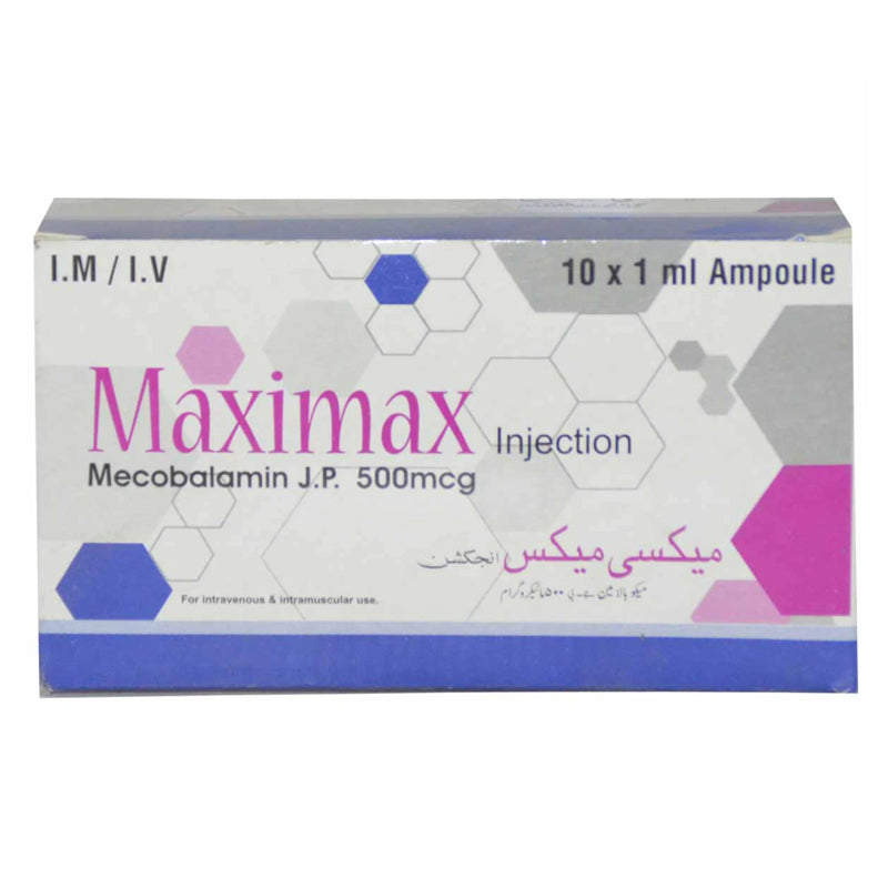 Maximax 500mcg Injection