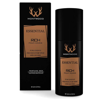 Montwood Essential Rich Body Spray 120ml