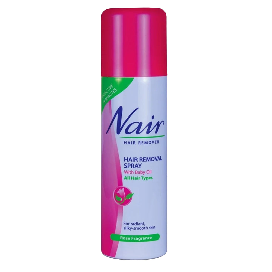 Nair Hair Remover Spary Pink 200ml