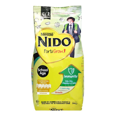 Nido Forti Grow 900gm School Age Immunity Iron Zinc Vitamin