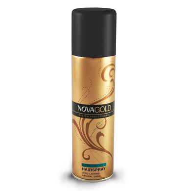 Nova Gold Hair Spray 200ml