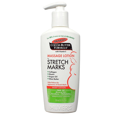 Palmer's Cocoa Butter Massage Lotion for Stretch Marks - 250mL