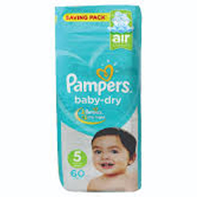 Pamper Mega Baby Dry Junior 560 Pcs jpg