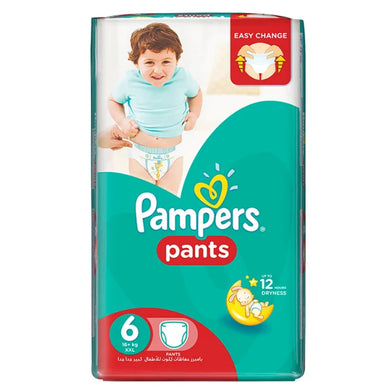 Pampers Pants Culottes 48 Pcs jpg