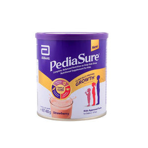 PediaSure Strawberry Flavoured Milk 400g