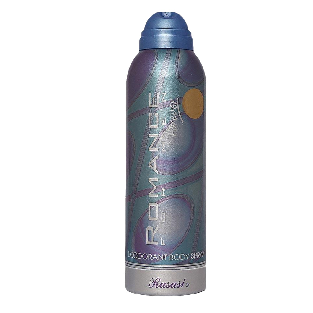 Romance Forever Rasasi Body Spray 200ml