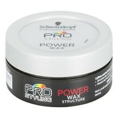 Schwarzkopf Pro Styling Power Wax 75ml jpg