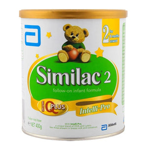 Similac 2 plus 400gm