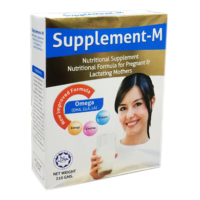 Supplement M 210gm