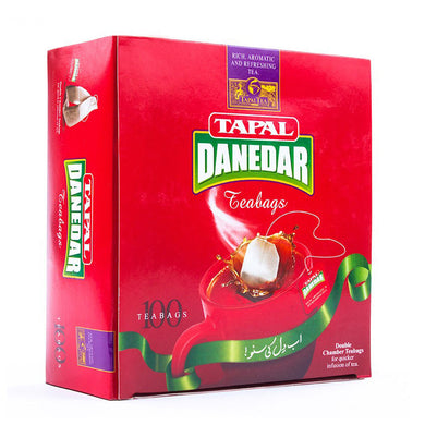 Tapal Danedar tea bag 200gm