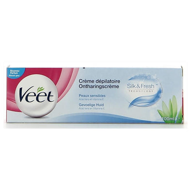 Veet Hair Removal Cream Sensitive 100ml jpg