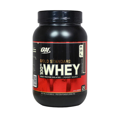 Whey Protein Chocolate 29 Servings 909gm