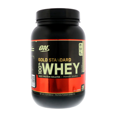 Whey Protein 28Servings 909gm