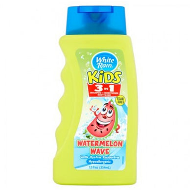 White Rain Kids 3 in 1 Watermelon Wave