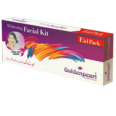 Whitening Facial Kit Golden Pearl