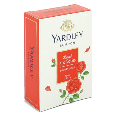 Yardley london red rose soap 100g