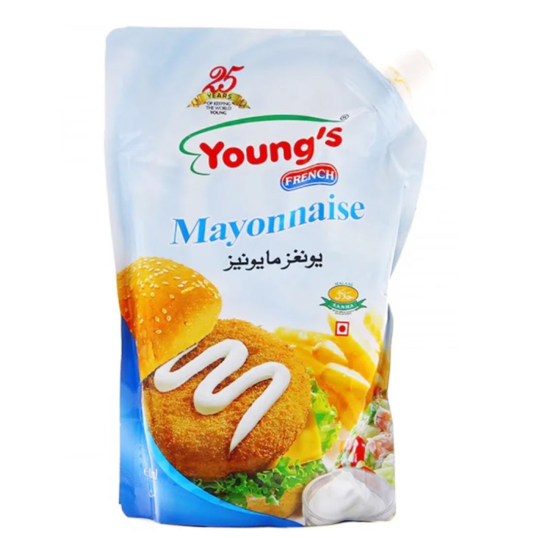Youngs Mayonnaies 500ml