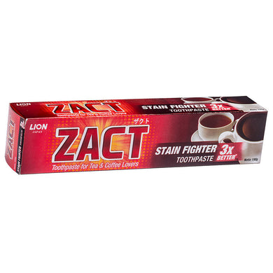 Zact Tea and Coffee Toothpaste  tea and coffee lovers, 190 g
