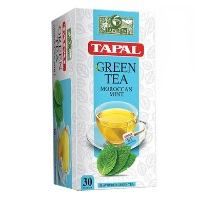Tapal Green Moroccan Mint 30 Tea Bags