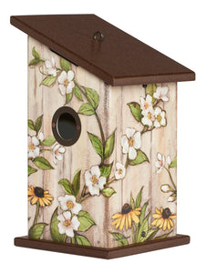 Universal Bird House - Garden Shed