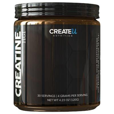Brittany - Creatine HCL supplement CreateUNutrition.com