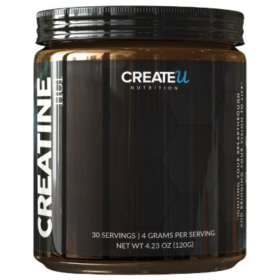 SU - Creatine HCL supplement CreateUNutrition.com