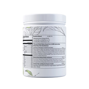 Yoshi - Green Juice supplement CreateUNutrition.com