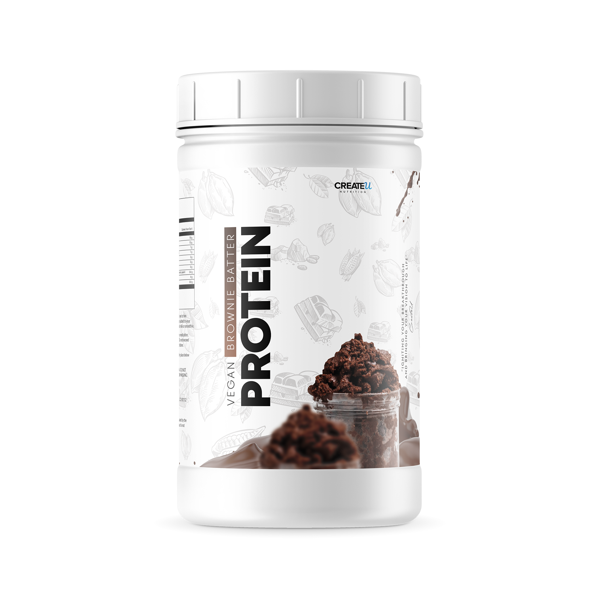 Vegan Protein Product