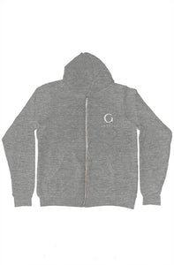 Gapelii Heather Zip-Up Hoody AW19