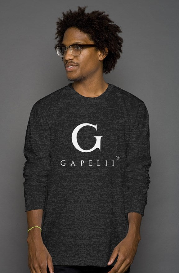 Gapelii Black Heather Longsleeve