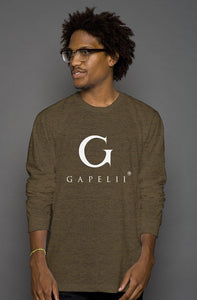 Gapelii Heather Brown Longsleeve