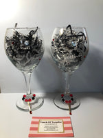 The Perfect Match Wine Glass Set Of 2