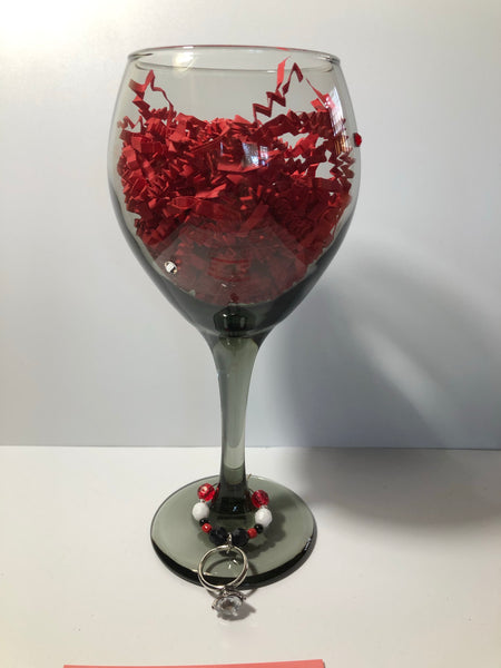 Engagement Wineglass
