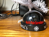 Santa ~ North Pole Surveillance Motion Detector Mock Camera