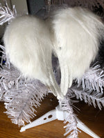 """All Dogs Go To Heaven"" Angel Wings Ornament."