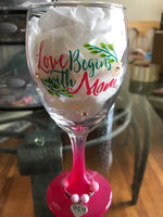 Wine Glass Gifts For Mom